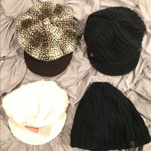 Accessories - Cute Winter Hats